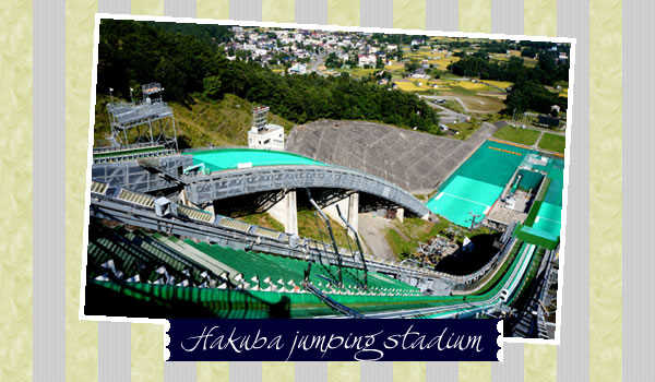Hakuba jumping stadium